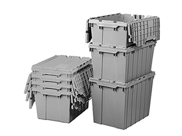 plastic moving totes