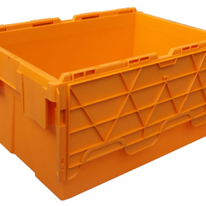 plastic storage containers with hinged lids